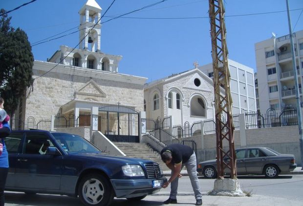 Churches on the Frontline