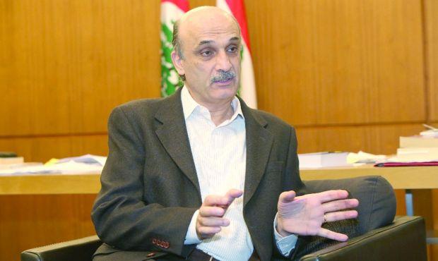 "Geagea says Lebanon needs ""radical change"""