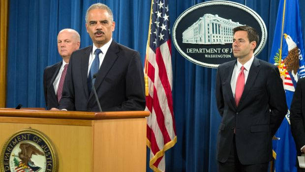 US cites Chinese officials in cyber-spying case