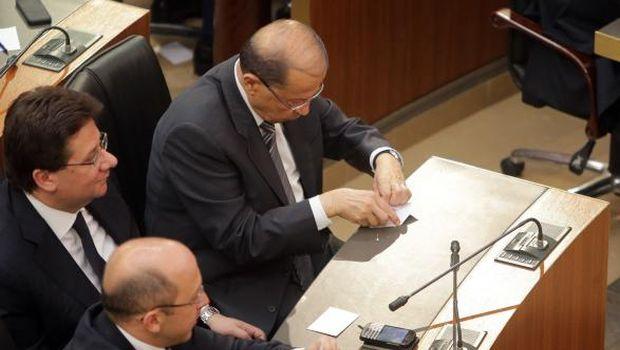 Aoun's call for direct presidential election's creates controversy