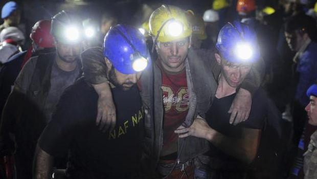 Death toll in Turkish mine blast exceeds 200