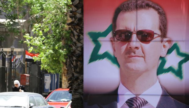 Opinion: Assad in the Footsteps of the French