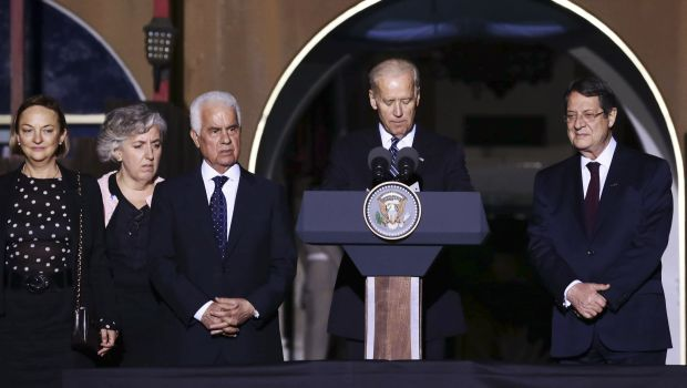 Opinion: Why did Biden go to Cyprus?