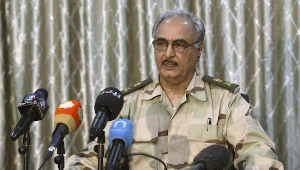 Khalifa Haftar: My forces will reach Tripoli soon