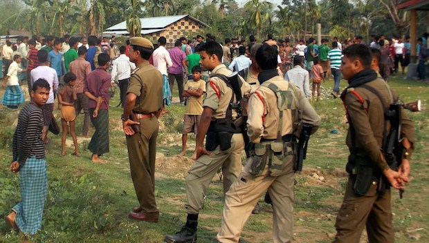Eleven Muslims killed in sectarian attacks in India's Assam