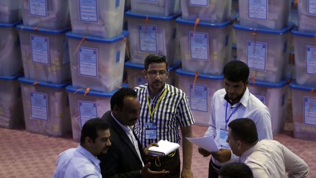 Iraq: Ballot count underway, with parties no closer to forming ruling coalition
