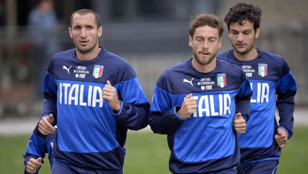 Italy legends play down Azzurri World Cup chances