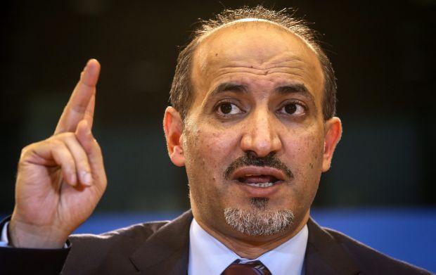 Jarba: The West has promised us weapons within weeks