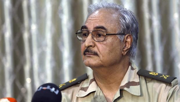Libya: Tobruk government reaffirms support for Gen. Haftar