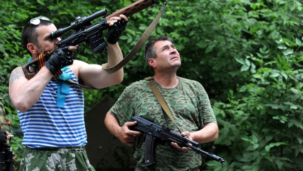 Armed clashes in east as Ukraine counts down to election