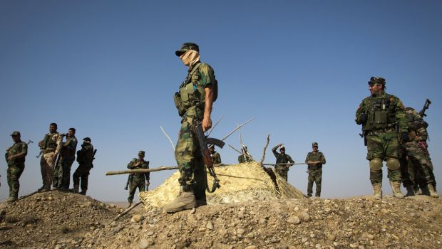 Iraq's Kurds seek to bolster security in north