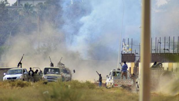 Eight killed, 15 wounded in clashes in Libya's Benghazi, say medics