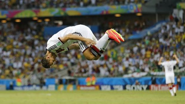 Messi magic saves Argentina, Klose rescues Germany