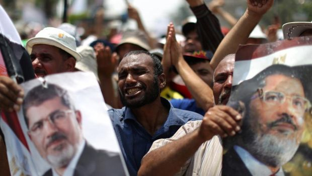 """Anti-Coup Alliance calls for """"intifada"""" on anniversary of Mursi ouster"""