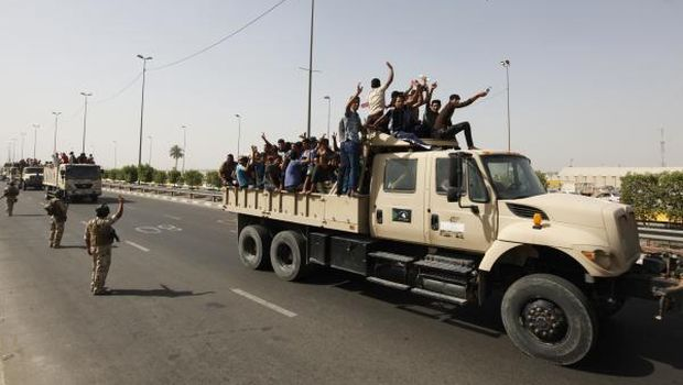 Opinion: The ISIS–Iraq Military Dance