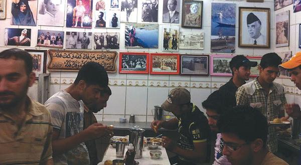 Past meets present at Baghdad restaurant