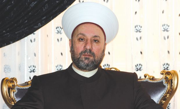 "Iraq Grand Mufti: ""Popular revolution"" heading to Baghdad"