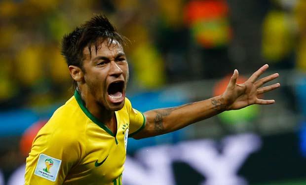 Neymar leads Brazil to 3–1 win over Croatia