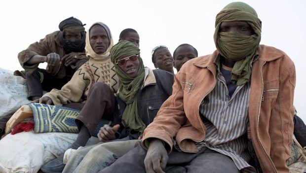 Niger destroys people-traffickers' safe houses