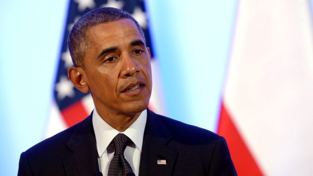 Obama offers military help to E. Europe allies worried by Russia