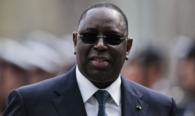 "Africa facing terrorism ""storm""—Senegalese president"