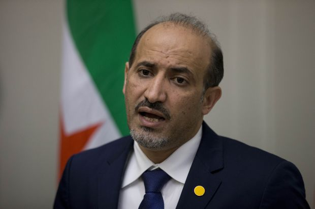 Syrian opposition remains undecided about new president