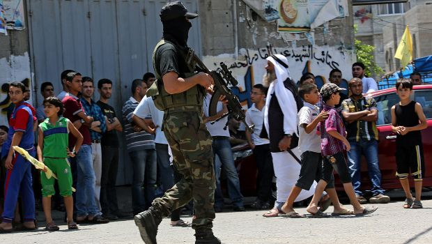 Hamas says Israeli air strikes in Gaza kill 6 of its men
