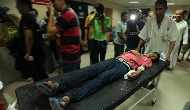 Gaza hospitals struggling to cope under Israeli assault