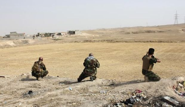 Iraqi tribes take aim at ISIS in northern Iraq