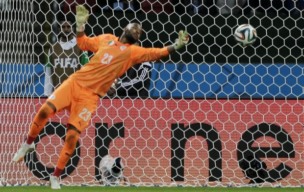 Germany and France end African hopes, Suarez sorry