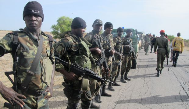 Boko Haram clashes with Cameroon soldiers