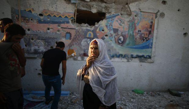 Israeli shelling kills 19 taking refuge in Gaza school: UN