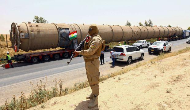 Abu Dhabi's TAQA suspends activity in Kurdistan block due to instability: statement