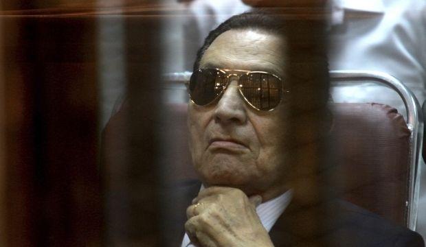 Egypt's Mubarak denies ordering killing of protesters