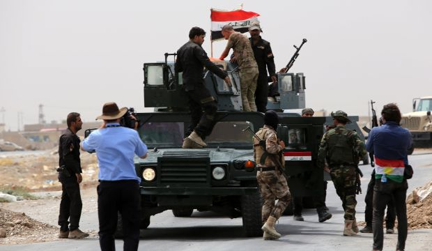 Baghdad preparing to liberate Mosul from ISIS: sources