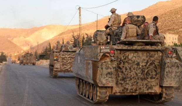 Clashes between Lebanese army, Al-Nusra Front leave eight soldiers, 11 insurgents dead