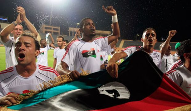 Soccer: Libya stripped of right to host 2017 Nations Cup