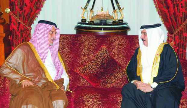 Saudi delegation discusses Qatar issue in Doha and Manama