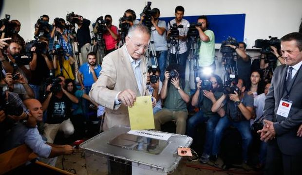 Turks vote in first direct presidential election