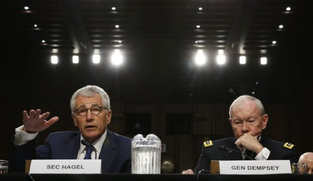 US general says cannot rule out larger ground role in Iraq