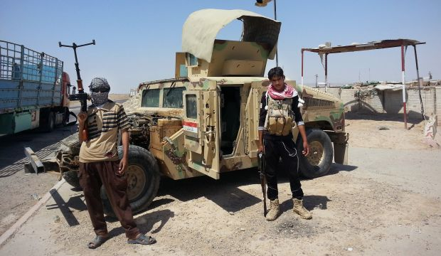 Iraq military: Troops take center of refinery town
