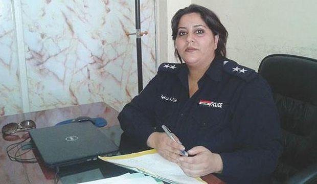 A Policewoman in Baghdad