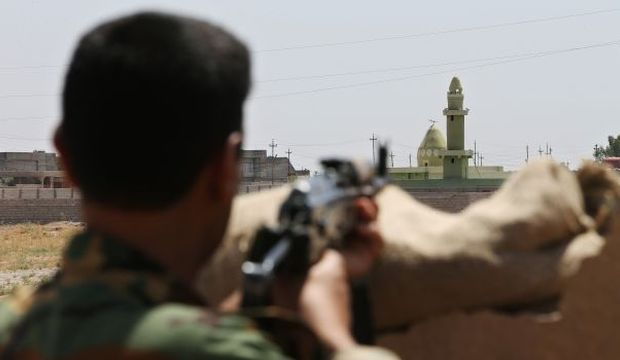 Peshmerga, Shi'ite forces coordinating in Jaloula: Kurdish commander