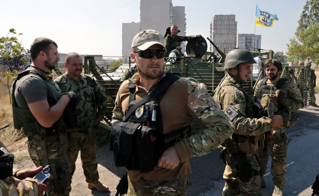Ukraine forces, rebels clash before possible ceasefire