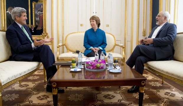 """Iran says progress made in """"very difficult"""" nuclear talks in Vienna"""