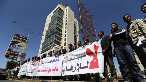 Houthis seek greater constitutional role, face resistance in western Yemen