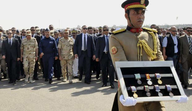 Palestinian militants involved in Sinai attacks: Egyptian official