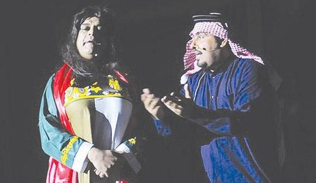 Gulf theater showcased in Saudi Arabia's Eastern Province