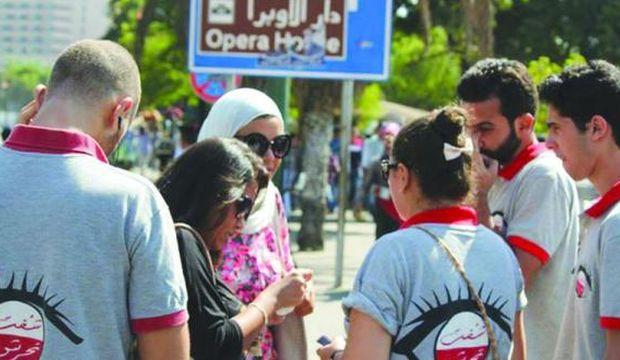 Egypt deploys female anti-harassment police unit