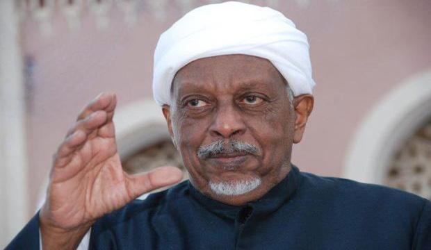 Sudan Democratic Unionist Party leader calls for dialogue